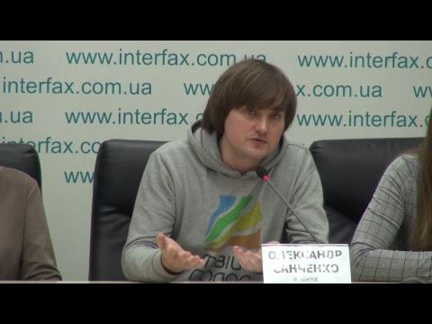 """Трансляція  прес-конференції на тему """"Студенти та активісти об'єдналися в ініціативу проти підкупу на виборах"""""""
