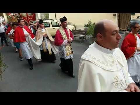 AD AURIGO CELEBRATA LA MEMORIA LITURIGICA DELLA MADONNA ADDOLORATA
