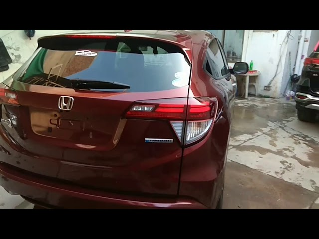 Honda Vezel Hybrid Z 2014 Video