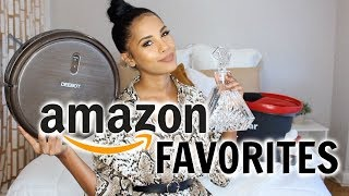 Amazon Favorites | Lifestyle + Apartment Must Haves 2019