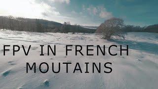 FPV DRONE IN THE FRENCH ALPS [Nazgul 5 v2 / GoPro Hero 5 Black]