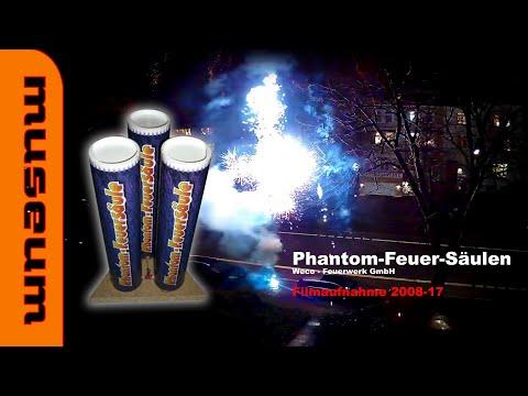 Phantom-Feuer-Säulen - Weco