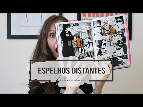 ESPELHOS DISTANTES | #LendoSandman