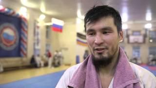 Дармен Садвокасов готов показать свой лучший киокушин