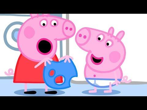 Peppa Pig en Español Episodios completos 💦A lavar | Pepa la cerdita