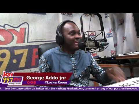 #Lockerroom on Joy FM (20-9-19)