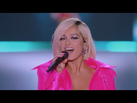 Bebe Rexha Im A Mess Live From The Victorias Secret 2018 Fashion Show