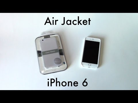 Power Support Air Jacket for iPhone 6 Review