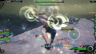Mobius FF (JP) - Ocean Driver breaks Zalera 5* with Iris
