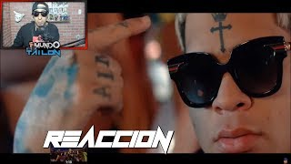 [Reaccion] Bryant Myers ft. El Alfa, Jon Z, Myke Towers, Almighty - Acapella (Video Oficial)