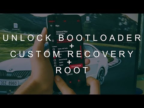 How to Unlock Bootloader, Install Twrp Recovery and Root Asus