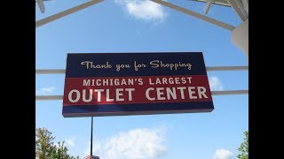 Great Lakes Crossing Outlet Mall Tour