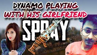Hydra Dynamo playing with his girlfriend || ft. Hydra kani😍😍😍