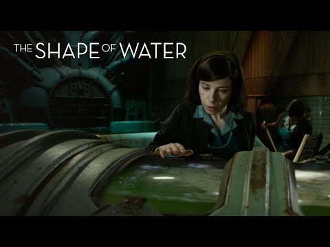 The Shape of Water (Featurette 'The Princess Without a Voice')