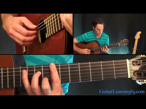 Fragile Guitar Lesson Chords Sting Chords