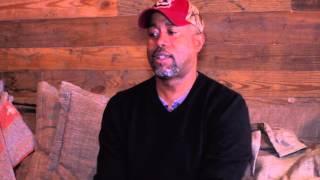 Darius Rucker Talks Southern Style Album