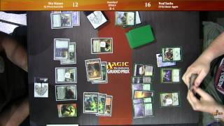 Grand Prix Providence 2015 Finals: Sky Mason vs. Neal Sacks (Standard)