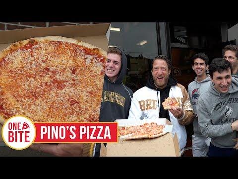 Barstool Pizza Review - Pino's Pizza (Boston)