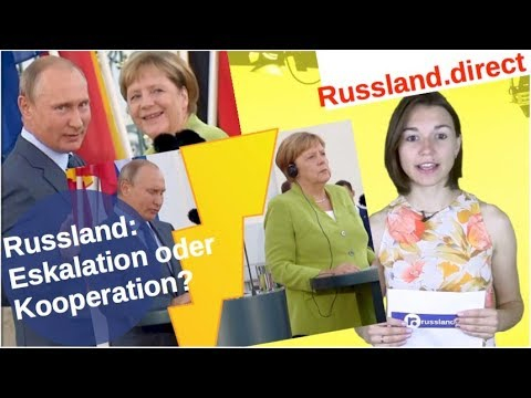 Russland: Eskalationsspirale oder West-Kooperation? [Video]