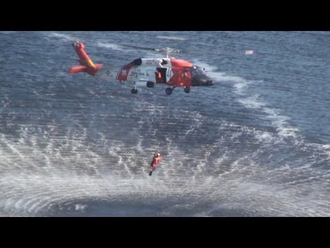 Coast Guard Rescue Mission