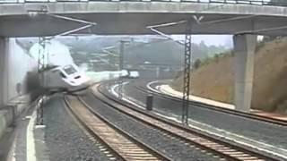 Смотреть онлайн Крупнейшая железнодорожная катастрофа