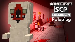SCP 173's CONTAINMENT BREACH! (Minecraft SCP Roleplay)