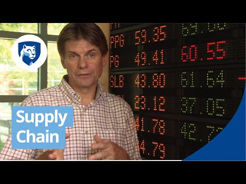 Supply Chain Management Degree Programs Online - YouTube
