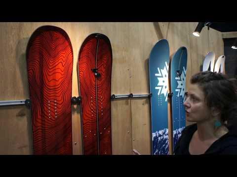 Venture Snowboard and Splitboard product line