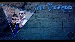 Me Despido Remix Farruko Ft Jaycob Duque (Letra)
