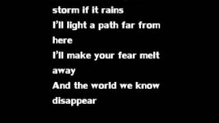 Angels And Airwaves The Gift Lyrics