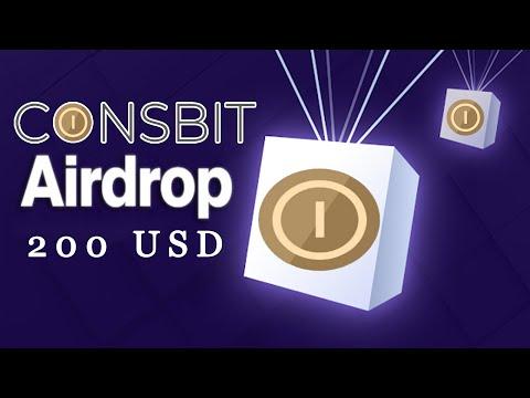 Ganhe 200 Dólares no Airdrop da Exchange CoinsBit? Será mesmo?