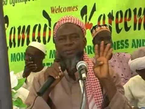 Sheikh Isa Akindele -Majemu Lahilaha Ila Allah