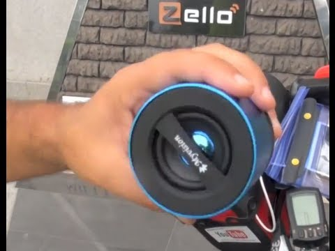 cassa bluetooth vivavoce e musica recensione bici Mini Speaker bike