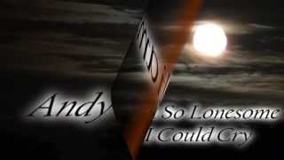 Andy Williams - I'm So Lonesome I Could Cry
