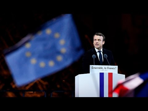 The Meteoric Rise of France's New President