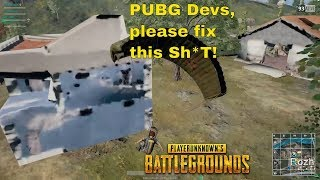 Playerunknown S Battlegrounds Buildings Not Loading Fix