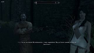 Skyrim Special Edition Sofia Wedding