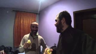 Comer una macedonia en Macedonia