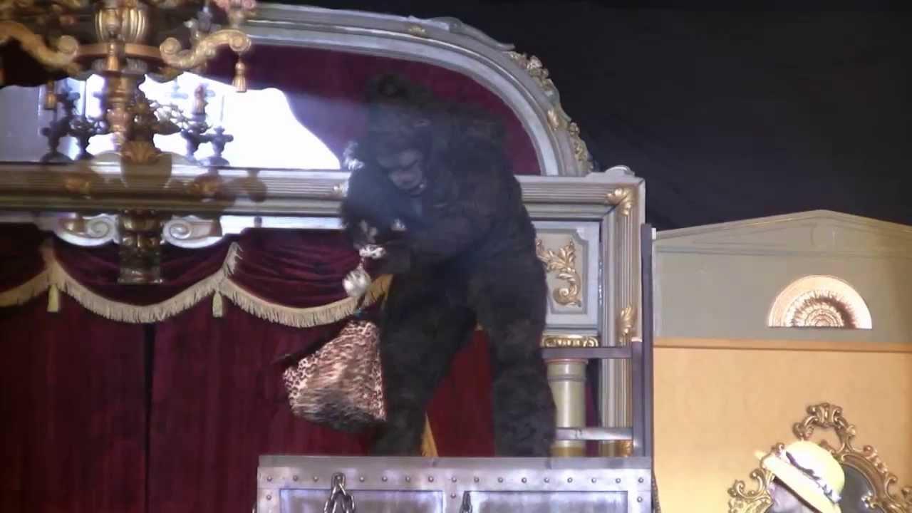 2013 Levi Hopital Baron's Ball - Gorilla Act