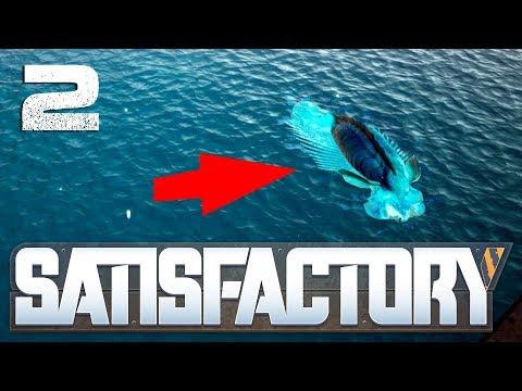 Satisfactory - S2 - Díl 2 - Kraken !