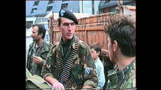 Fojnički Odred - Igman 25.09.1992.