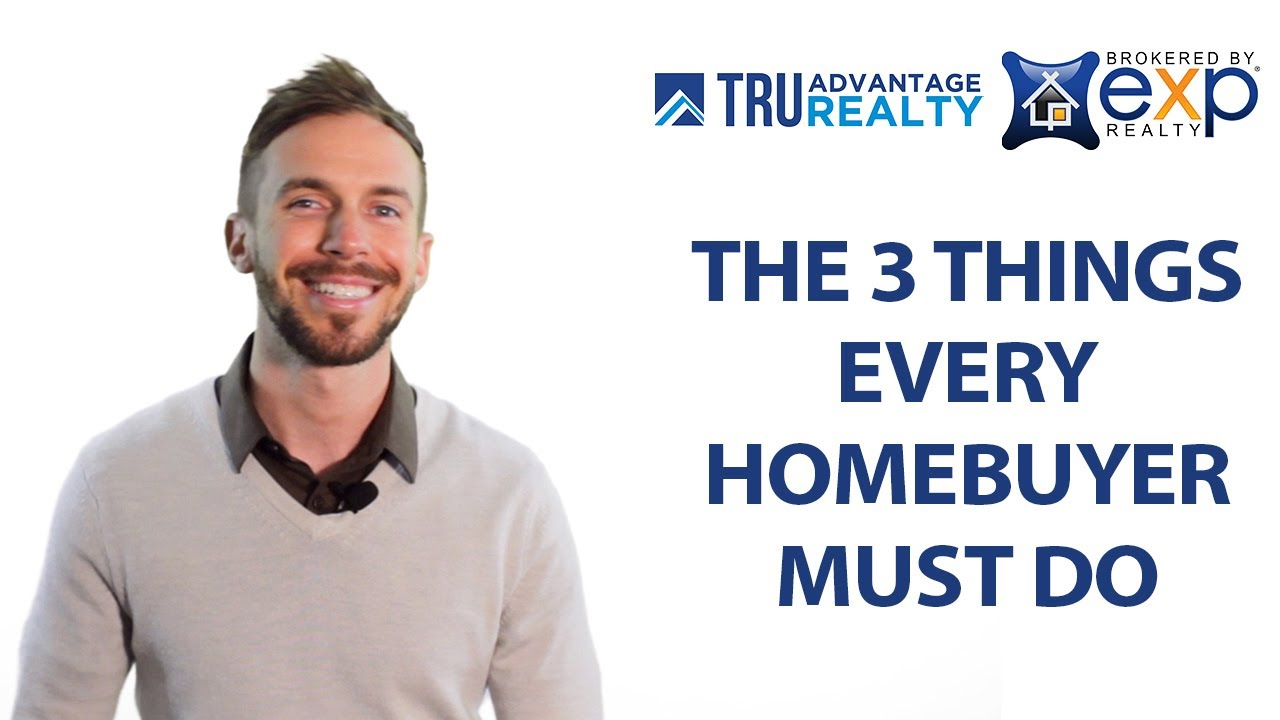 What 3 Home Buying Tips Are Essential?