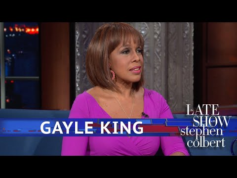 , title : 'Gayle King Scored A Rare Interview With Tina Turner'