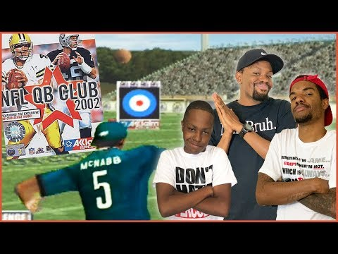 Pro Bowl Weekend Quarterback Challenge! – NFL QB Club 2002 Gameplay