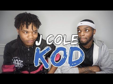 J COLE - KOD - FULL ALBUM REACTION/REVIEW