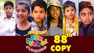 Fun Bucket JUNIORS | Episode 88 | Comedy Web Series | By Sai Teja | TeluguOne