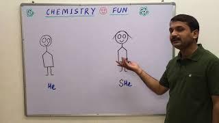 Chemistry 😁 Jokes