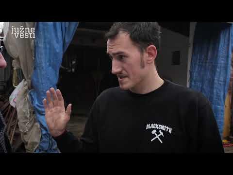 Mladić iz Ladovice neguje porodičnu kovačku tradiciju
