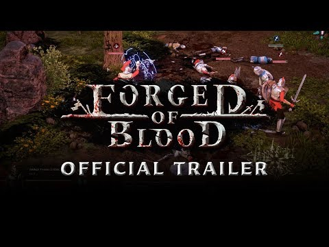 Forged of Blood | Official Trailer 2019 thumbnail