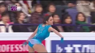 B.ESP - Evgenia Medvedeva Евгения Медведева SP - 2017 Worlds